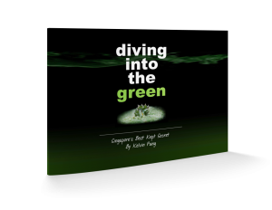 diving into the green (Medium)
