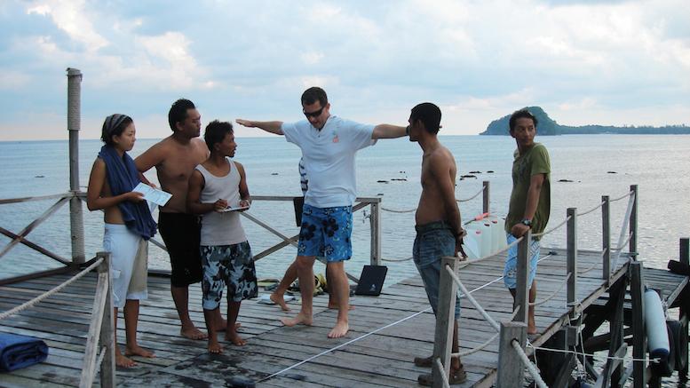 2 Reef Check Training Mantanani
