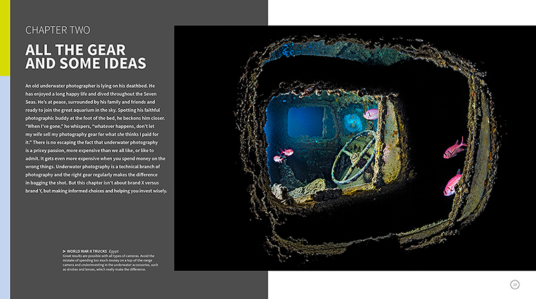 Opening spread of Chapter 2