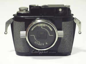 Calypso underwater camera c.1960 (Jan von Erpecom/Wikimedia Commons)