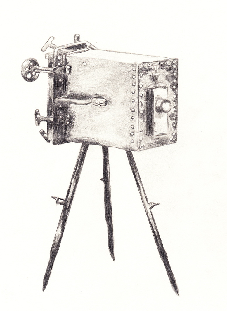First Underwater Camera Invented By Louis Boutan