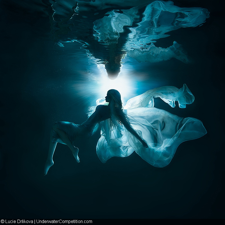 Our World Underwater 2016 – Commercial, Conceptual & Fashion Gold by Lucie Drlikova