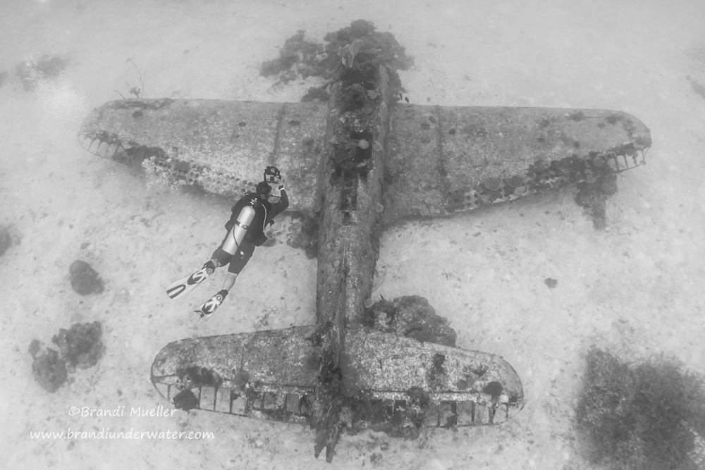 WWII Airplane Graveyard, Kwajalein Atoll